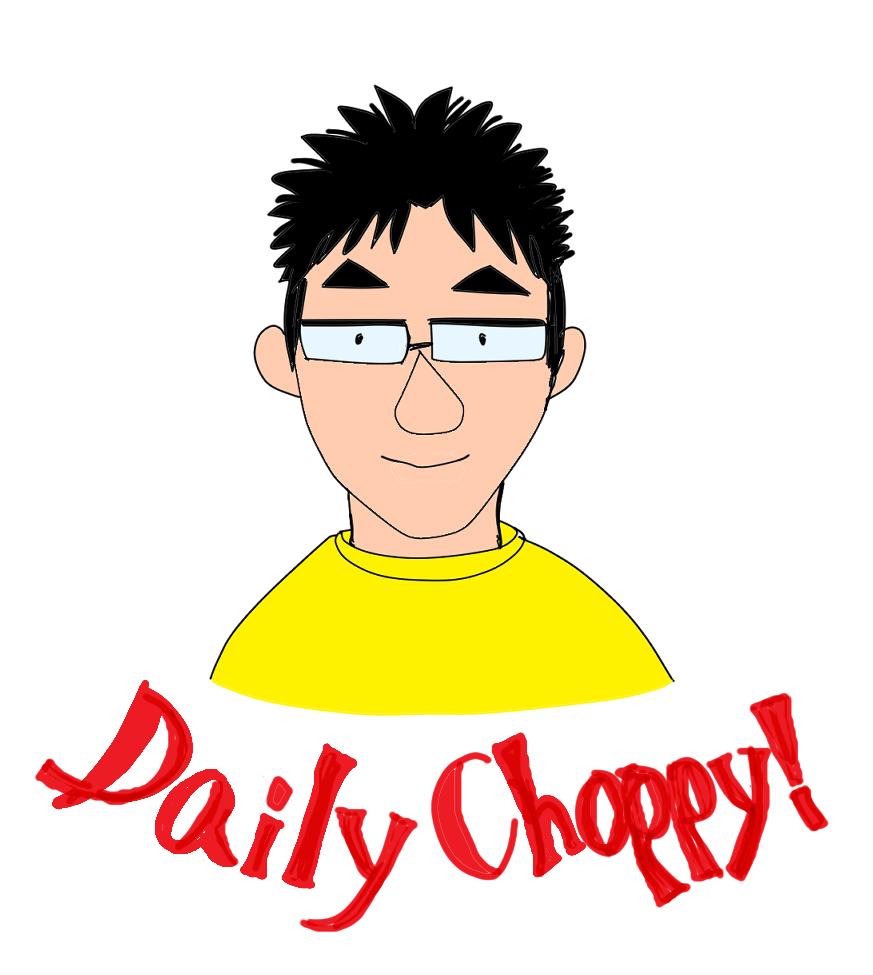 Daily Choppy ! アイキャッチ画像