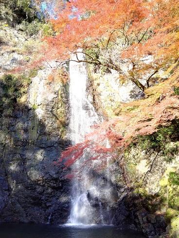 箕面公園-箕面大滝-02