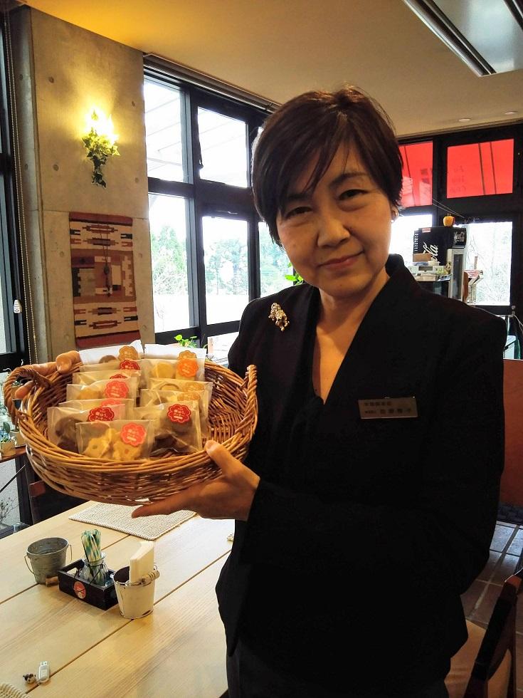 Hotel芙蓉倶楽部 総支配人の吉原さん