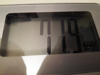 71.9kg
