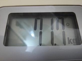71.7kg