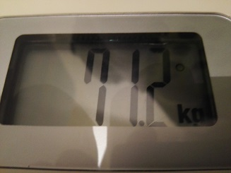 71.2kg