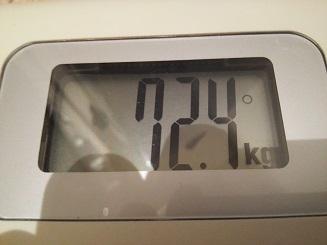72.4kg