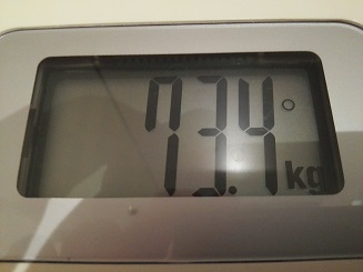 73.4kg