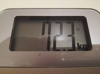 72.3kg