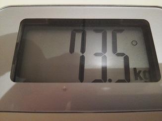73.5kg