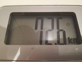 72.6kg