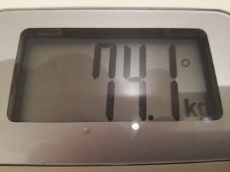 74.1kg