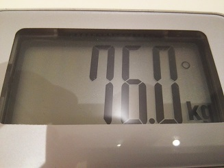 76.0kg