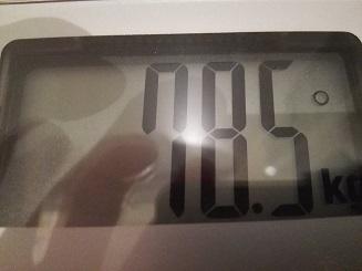 78.5kg
