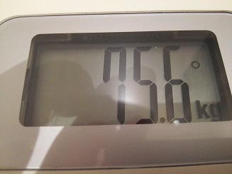 75.6kg