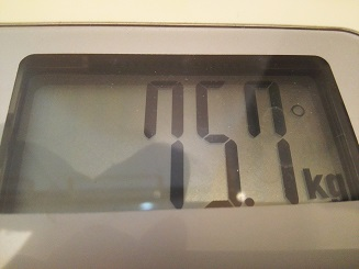 75,7kg
