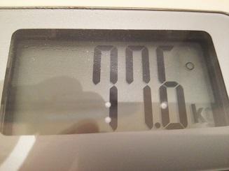 77.6kg