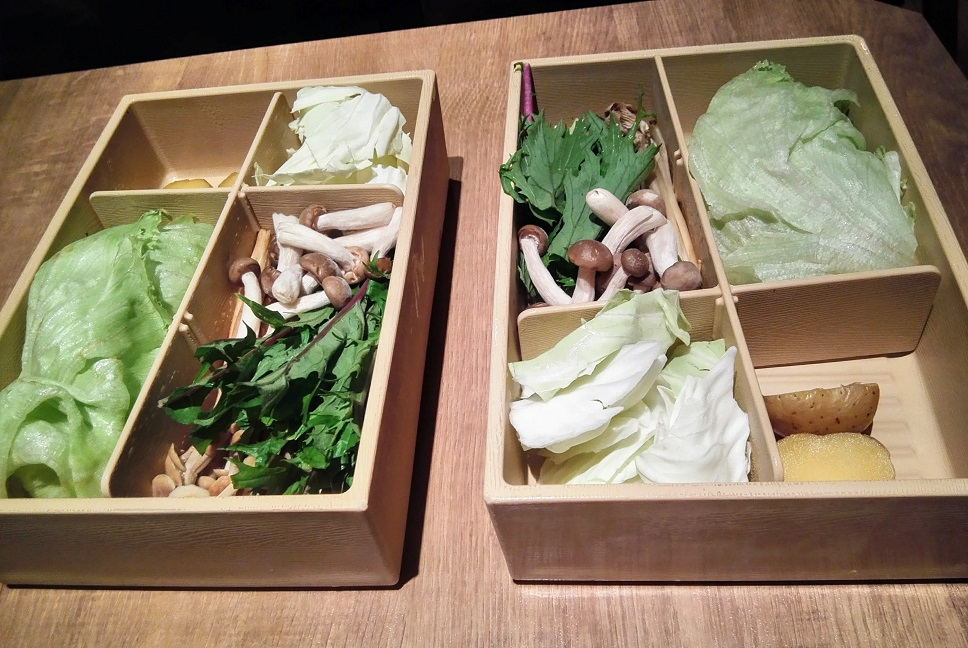 野菜盛り合わせ×2