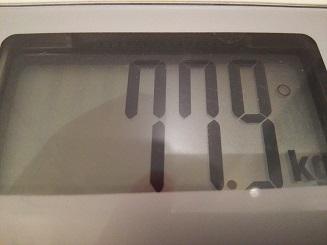 77.9kg