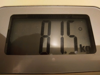 81.5kg