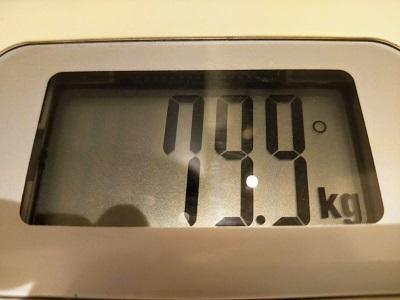 79.9kg