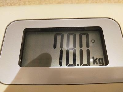 78.0kg